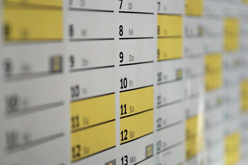 Evitar sanciones por la ley de control horario
