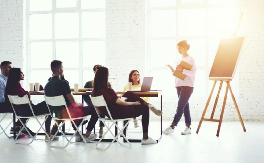 App gestión de la formación empresarial