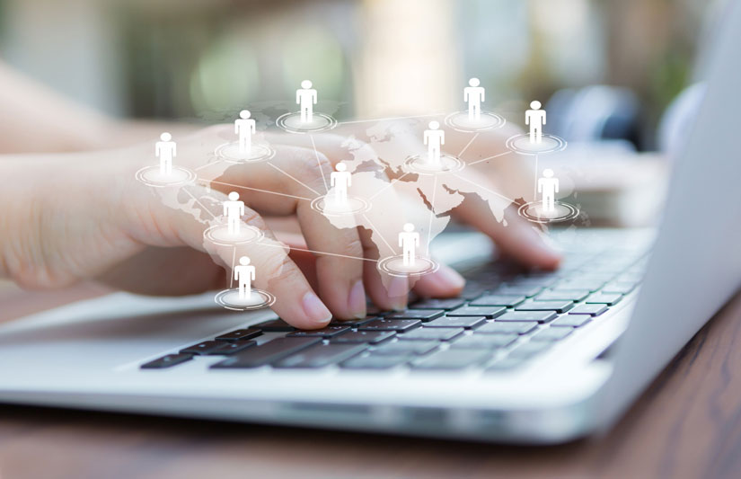 expediente digital de personal de una empresa